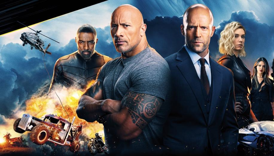Fast & Furious: Hobbs & Shaw 4K Blu-ray Review