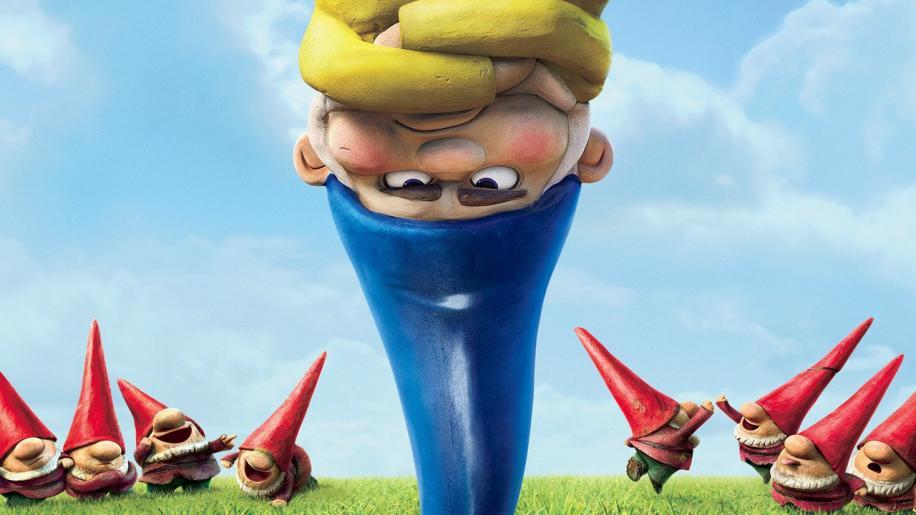 Gnomeo & Juliet Movie Review