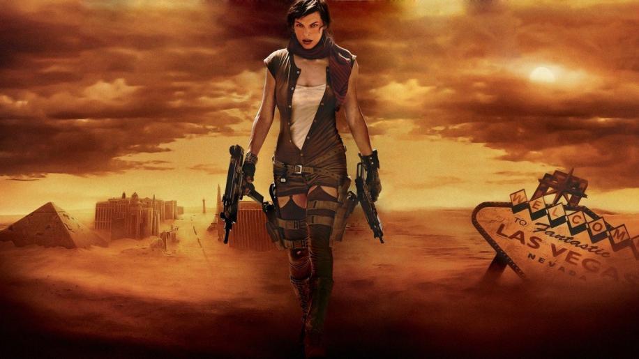 Resident Evil: Extinction Movie Review