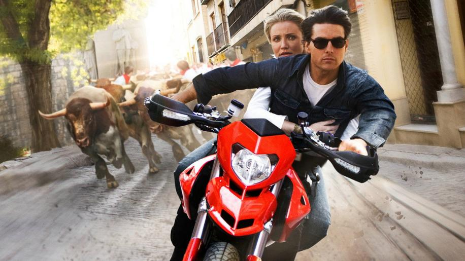 Knight and Day Movie Review