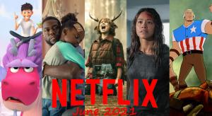What's new on Netflix UK for June 2021
