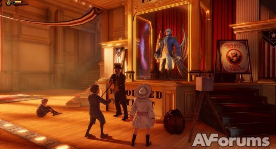 Bioshock Infinite PC Review