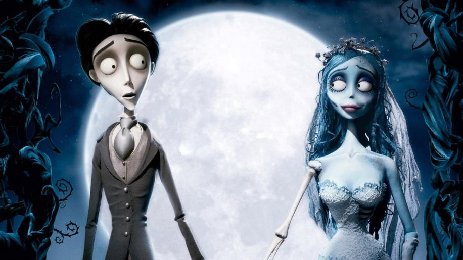 Corpse Bride DVD Review