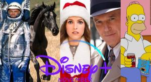 What's new on Disney+ UK for November 2020