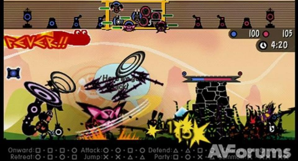 Patapon 3 PSP Review