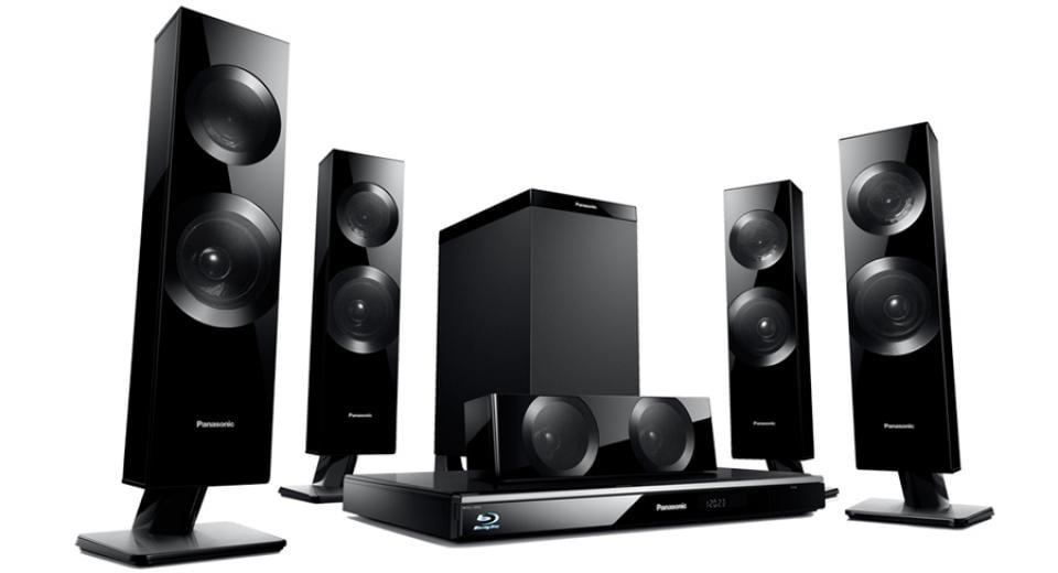 Panasonic SC-BTT590 3D Blu-ray Player & 5.1 Home Cinema System Review