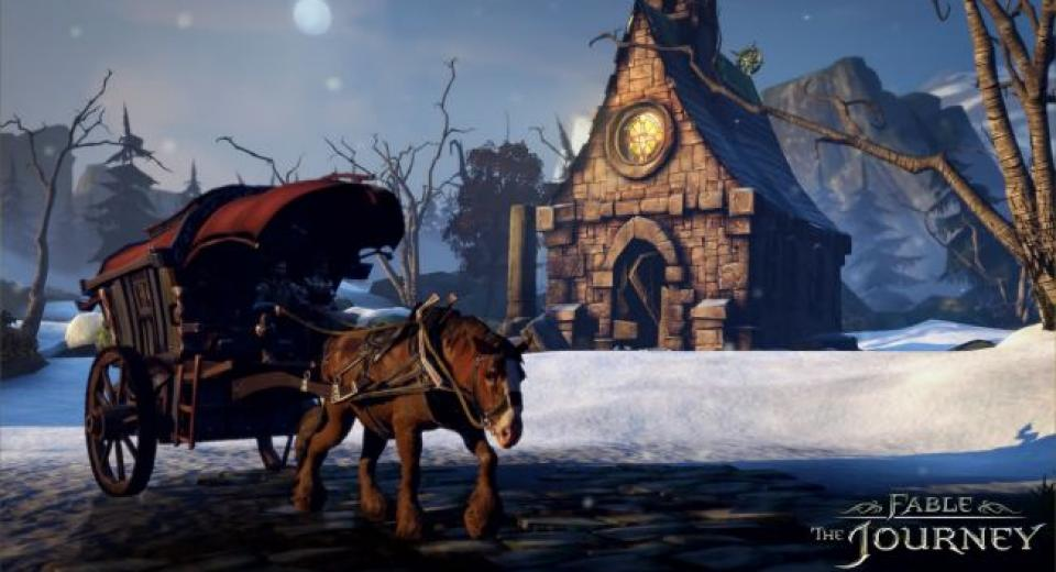 Fable: The Journey Xbox 360 Review