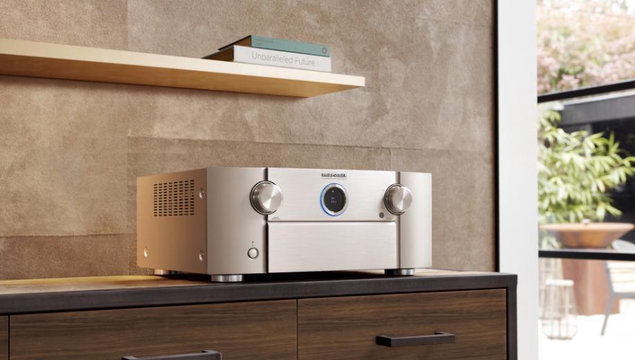 Marantz announces 8K ready SR series AV Receivers