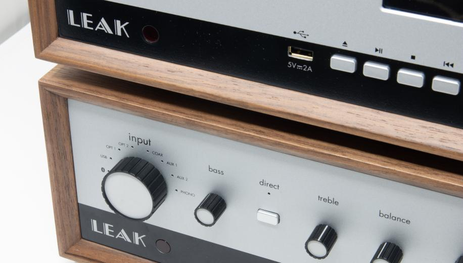 Leak Stereo 130 Integrated Amplifier and CDT CD Transport Review