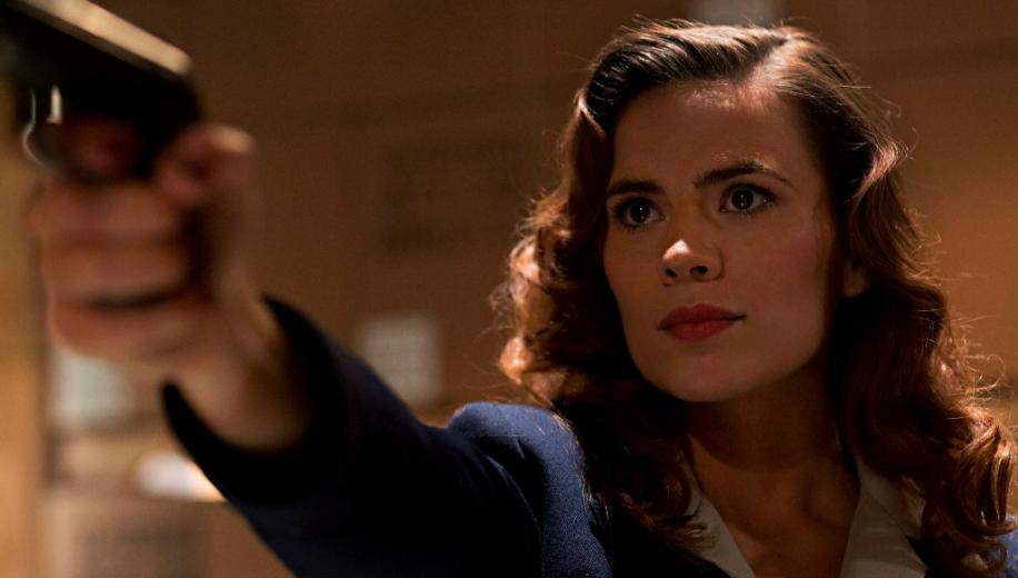 Agent Carter First Look