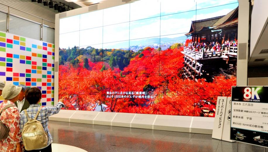 8K TV growth predicted by reports