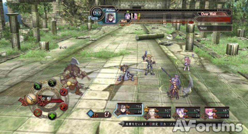 Agarest: Generations of War 2 PS3 Review