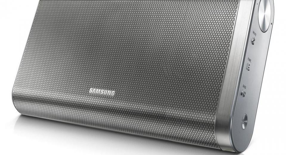 Samsung DA-F61 Portable Wireless Speaker with NFC Review