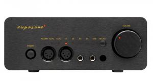 Exposure adds new HP headphone amplifier to compact XM series
