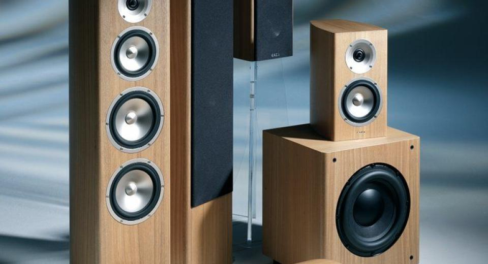 Acoustic Energy Radiance 3 AV Speaker Package Review