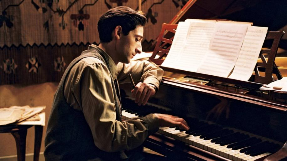 The Pianist DVD Review