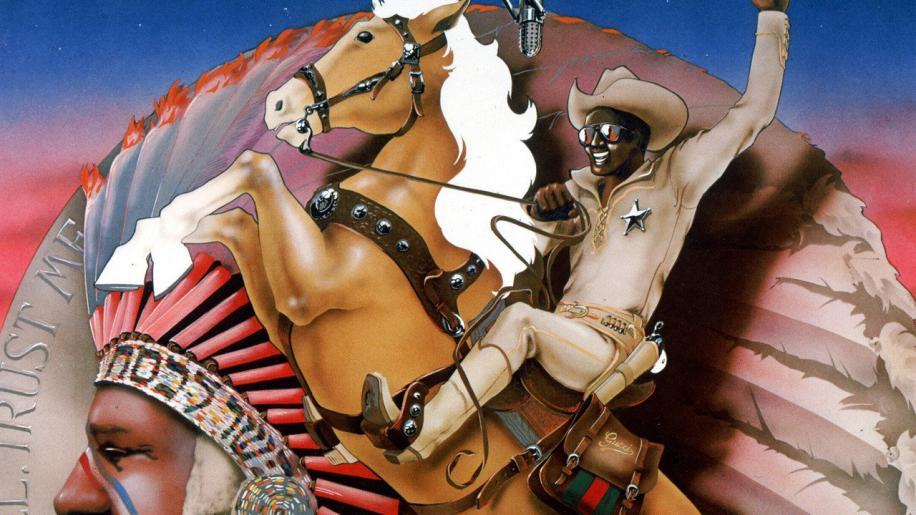Blazing Saddles Movie Review