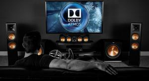 What are the best speaker crossover settings for Dolby Atmos