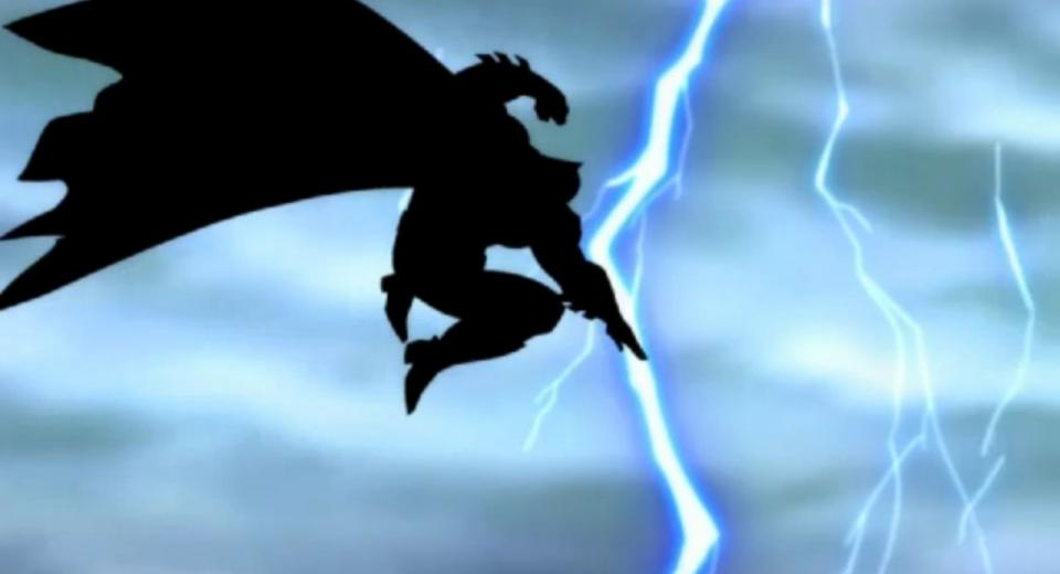 Batman: The Dark Knight Returns - Part 1 Blu-ray Review