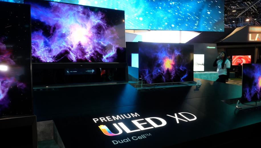 VIDEO: Hisense launch new QLED TVs for the UK, but NO ULED XD!
