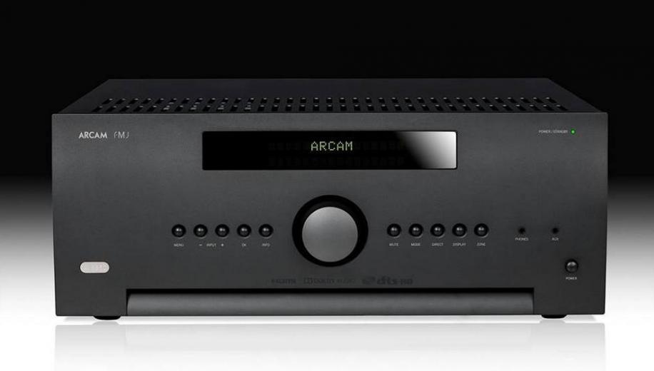 Arcam announces Atmos/DTS:X AV receivers with Dirac EQ