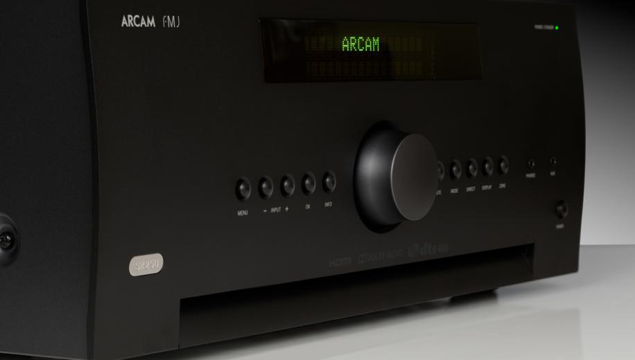 Arcam SR250 Stereo Receiver Review