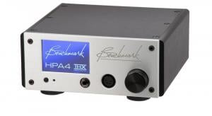 Benchmark HPA4 headphone/line amplifier coming soon