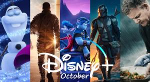 What's New on Disney+ UK for October 2020