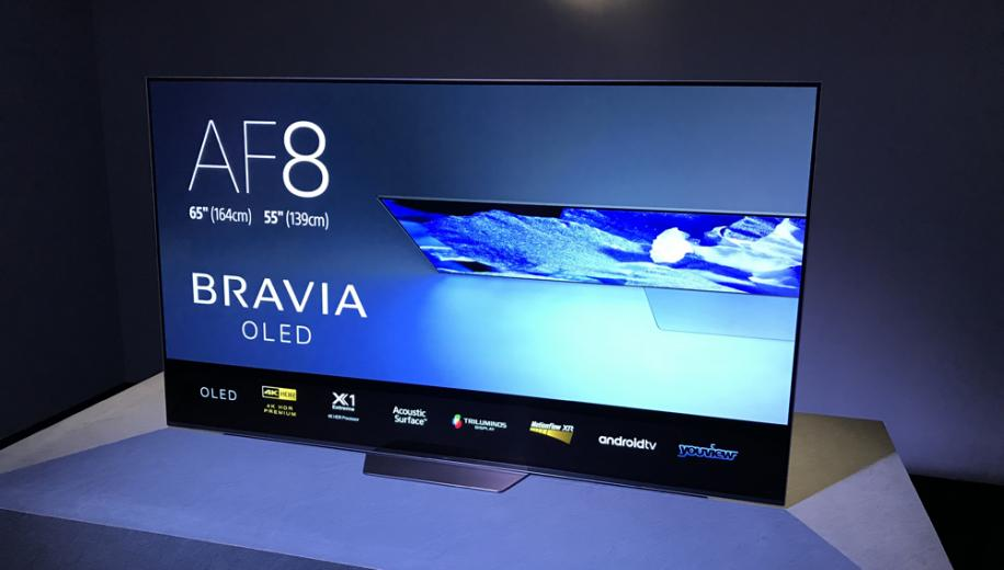 Sony launch 2018 OLED and LCD TV line-up for UK