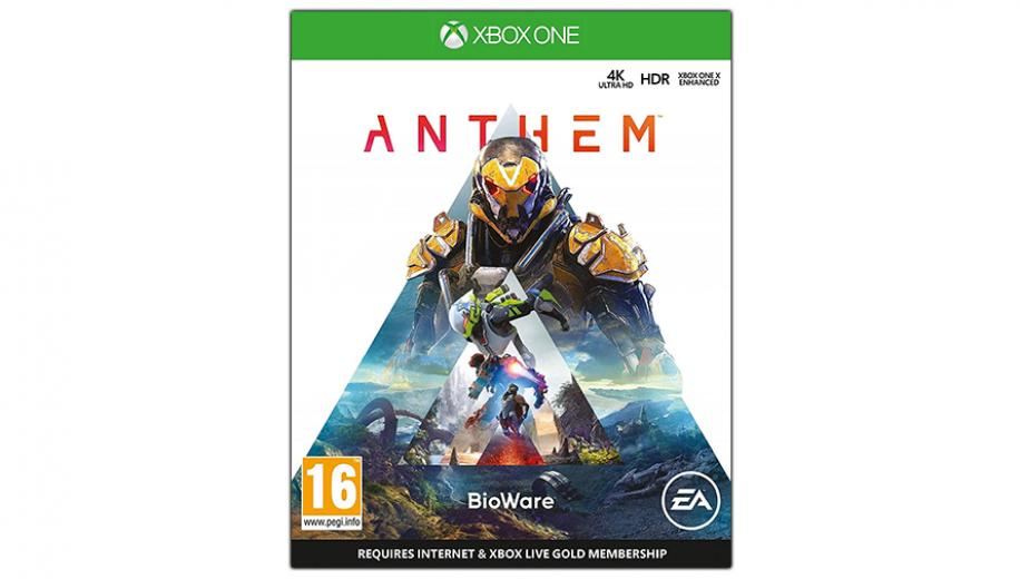 Anthem Review (Xbox One)