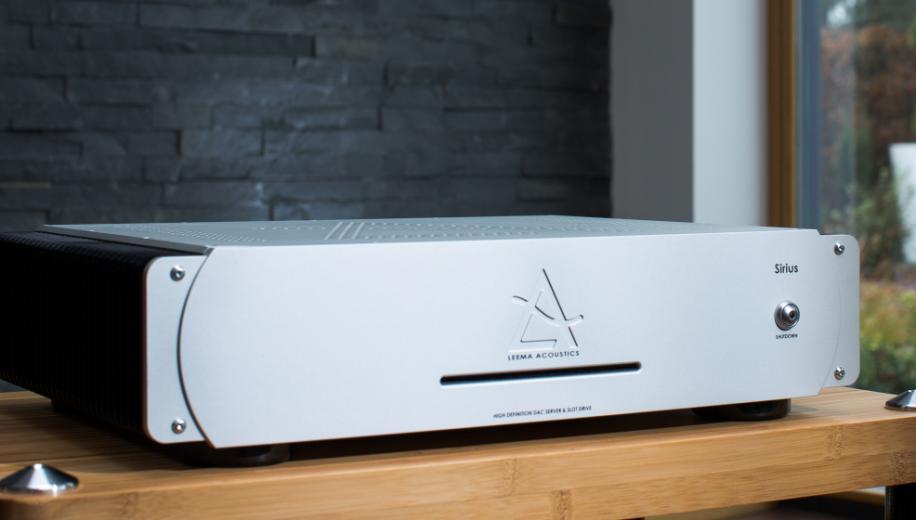 Leema Acoustics' Sirius streaming server gets v2 OS upgrade
