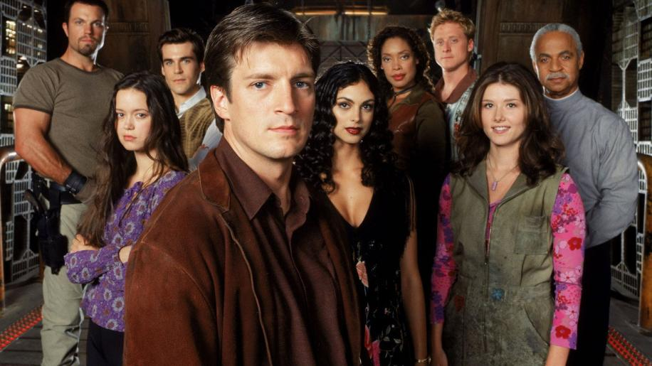 Firefly: The Complete Series DVD Review
