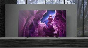 Sony A8 4K OLED TV available now in Europe