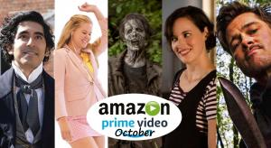 What's new on Amazon Prime Video UK for October 2020