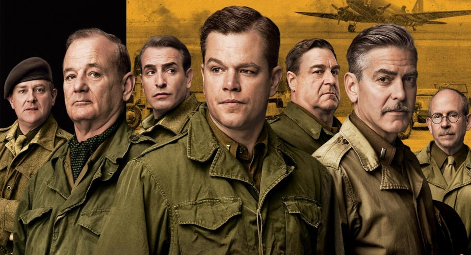 The Monuments Men Blu-ray Review