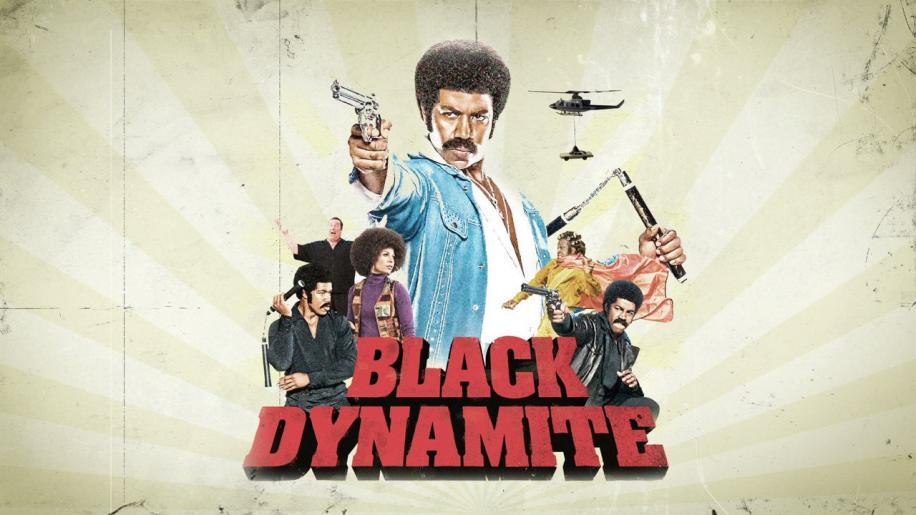 Black Dynamite Movie Review
