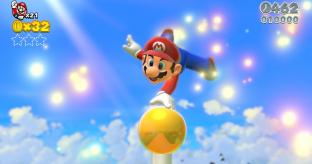 Super Mario 3D World Wii U Review