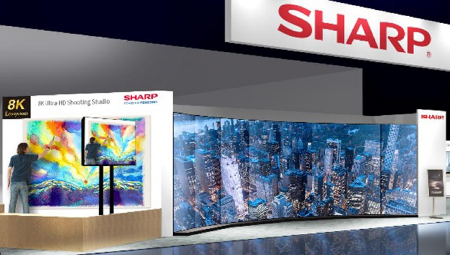 CES 2019 News: Sharp embraces 8K, AIoT, and Google