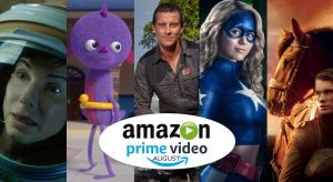 What's New on Amazon Prime Video UK for August 2020