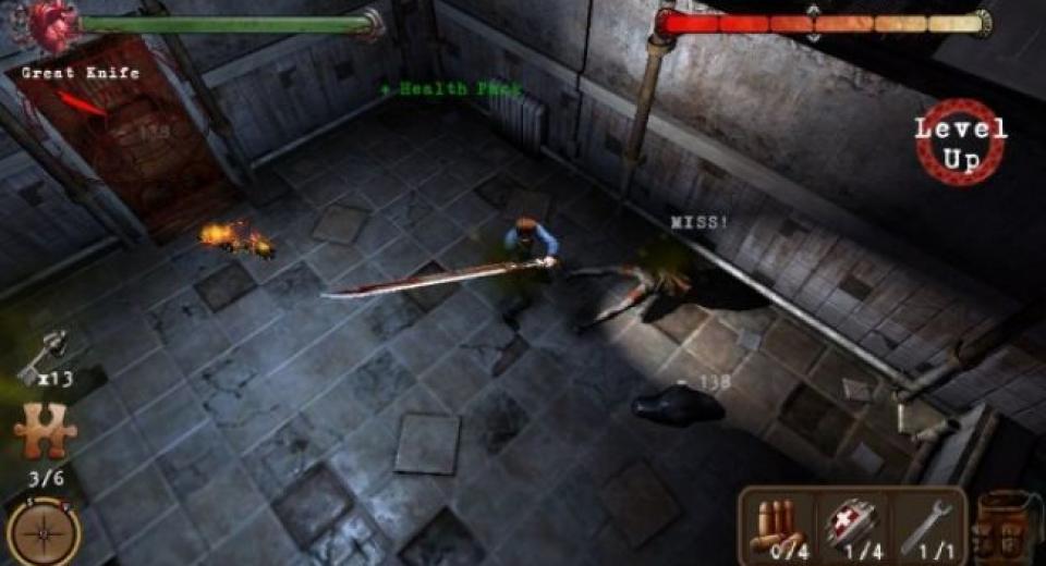 Silent Hill: Book of Memories PS Vita Review