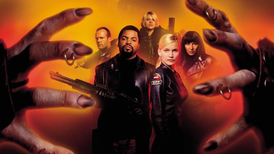 Ghosts of Mars Movie Review