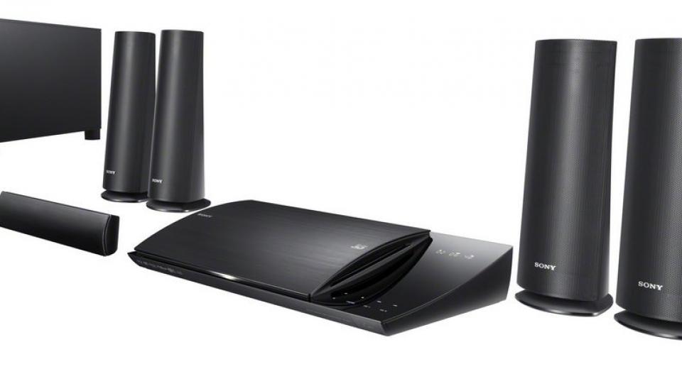 Sony BDV-N590 3D Blu-ray player & 5.1 Home CInema System Review