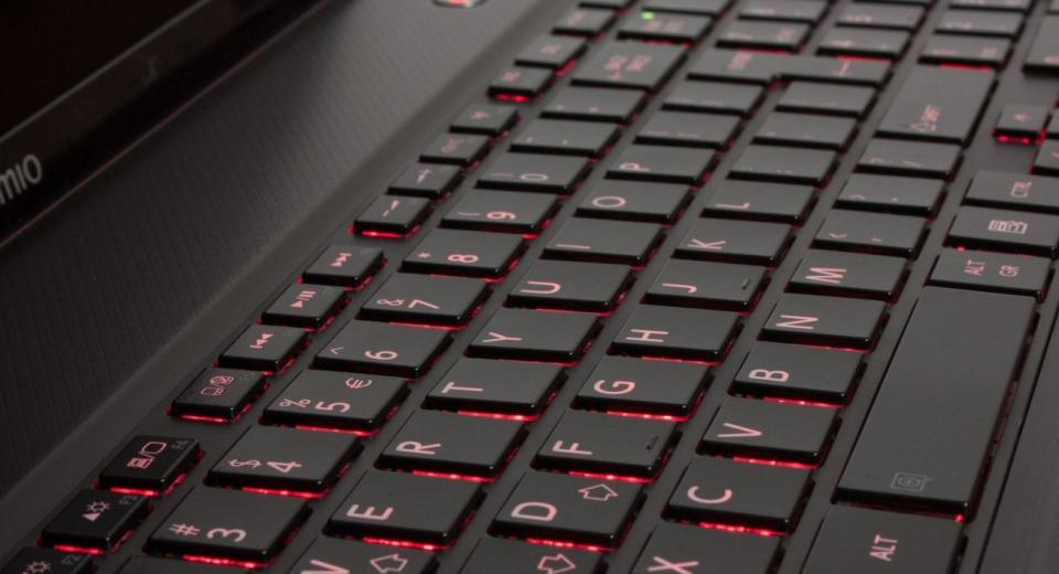 Toshiba Qosmio X870-119 3D Gaming Laptop Review