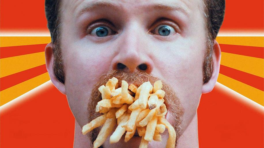 Super Size Me DVD Review