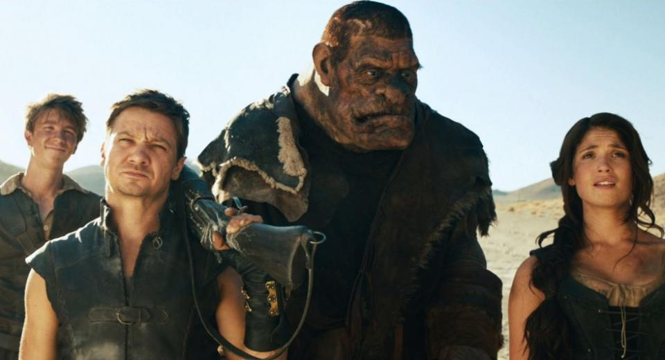 Hansel & Gretel: Witch Hunters Blu-ray Review