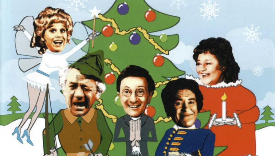 Carry on Christmas Movie Review