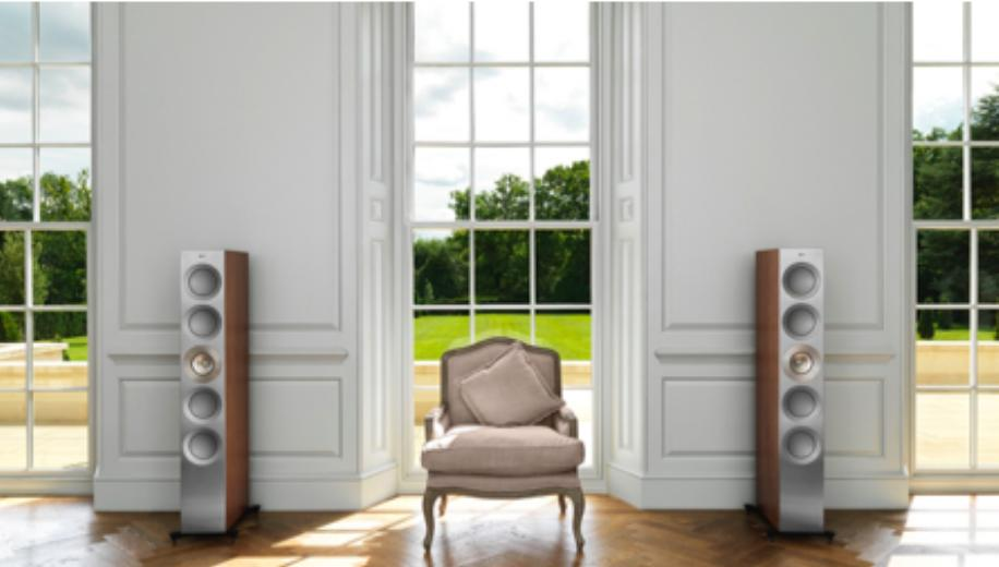 Kef Reference Series gets new finish and additional model