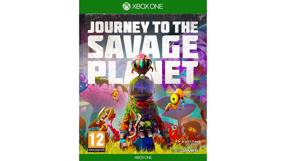 Journey to the Savage Planet Review (Xbox One)