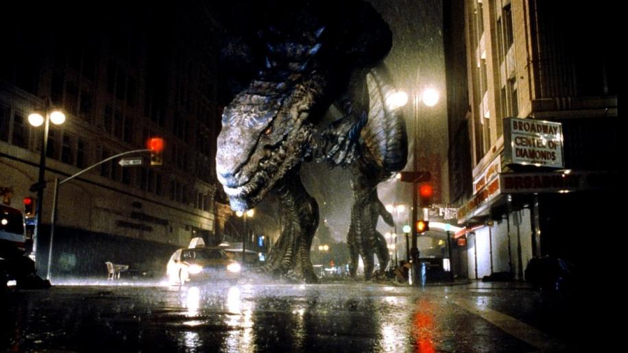 Godzilla: Monster Edition DVD Review