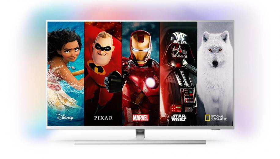 Philips Android TVs add Disney Plus support